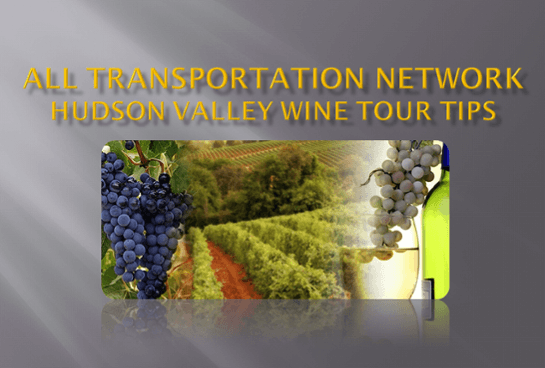 hudson valley wine tour tips